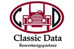 Classic Data Bewertungspartner Logo